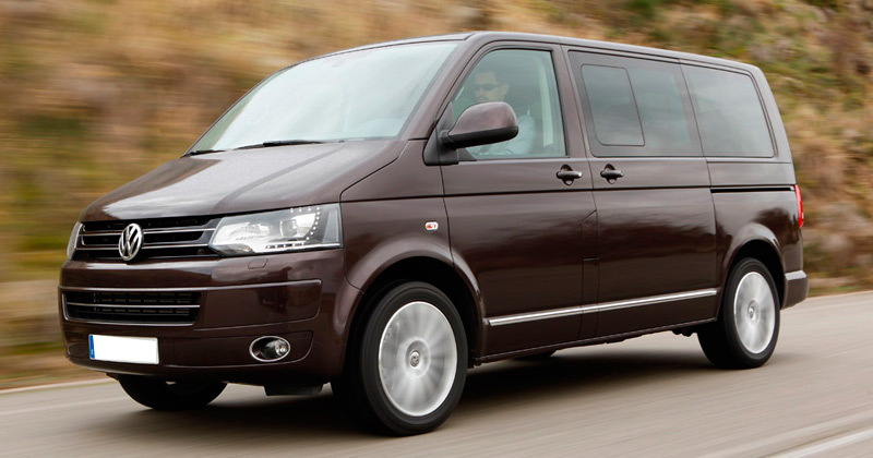 VW TRANSPORTER 2010
