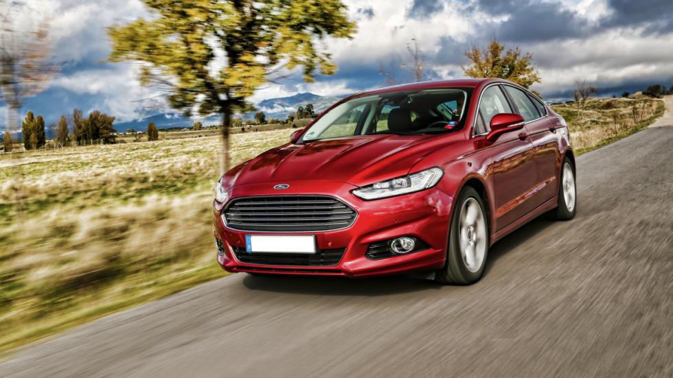 ford mondeo 2015 NEWS